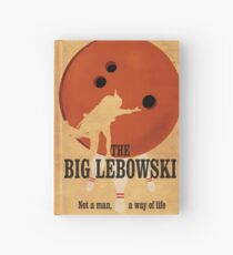 The Big Lebowski - Bowling Hardcover Journal