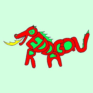 Red Dragon by missmoneypenny