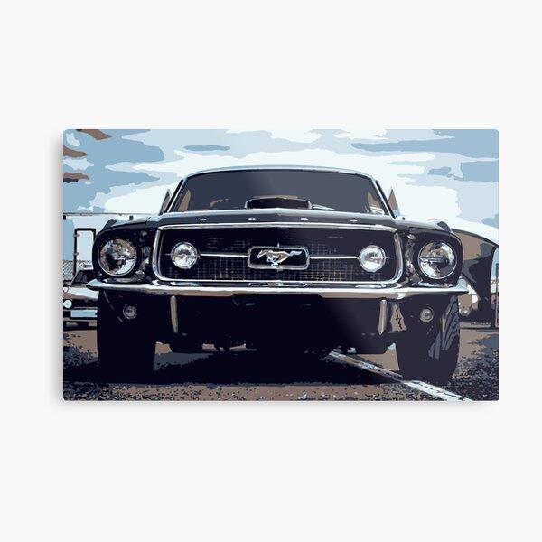 Shelby GT 500KR  logo Metal Man Cave//Garage Wall Art