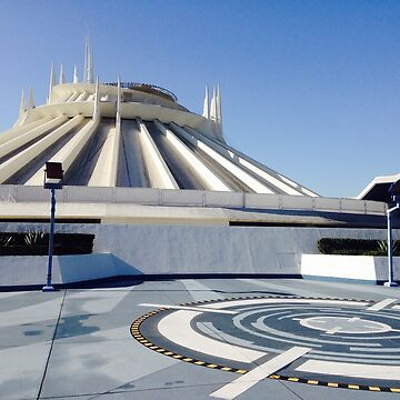 Space Mountain  by j0rj0rbinks