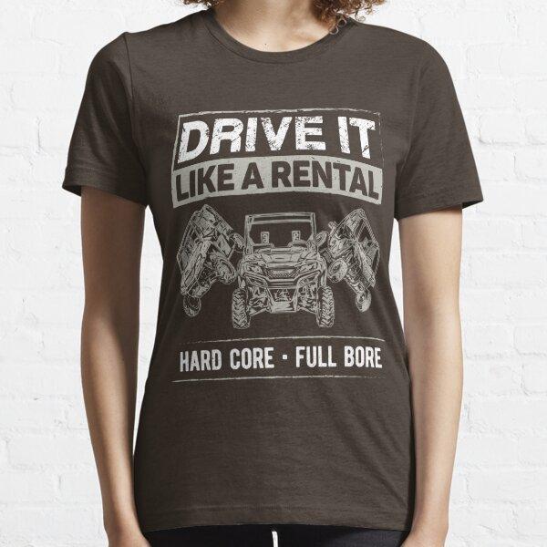 UTV SxS Rental Essential T-Shirt