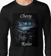 T - Chevy Rules T-Shirt