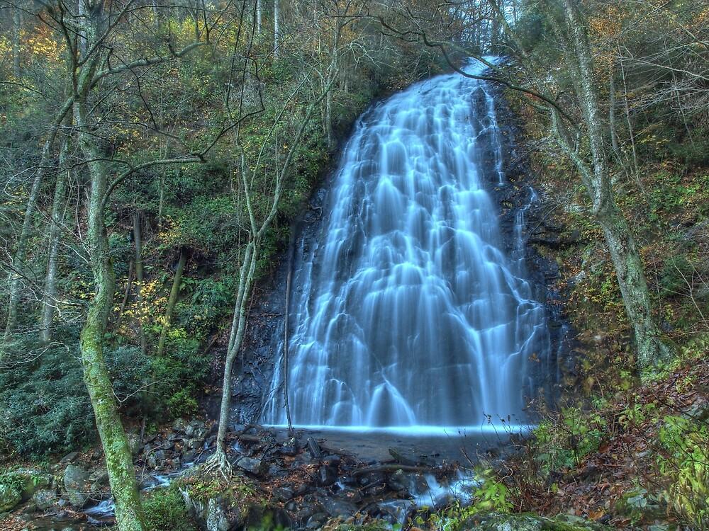 Crabtree Falls III by David Allen