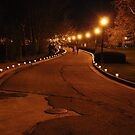 Luminary Walk by mltrue