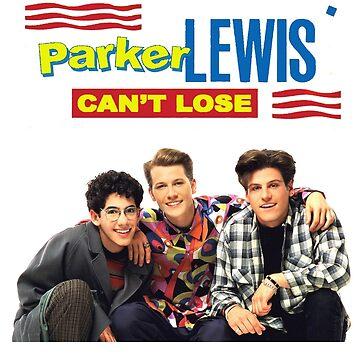 L'Imperdible Parker Lewis by garigots