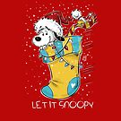 Let it Snoopy by Daisyart-lab