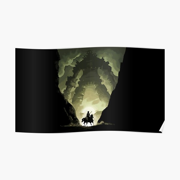 Shadow of the Colossus - Adventure Poster