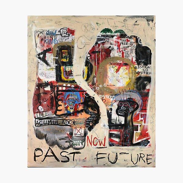 Past Future Photographic Print
