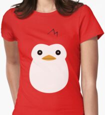 Mawaru Penguindrum - Penguin no. 2 Womens Fitted T-Shirt