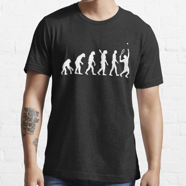 Evolution du tennis T-shirt essentiel