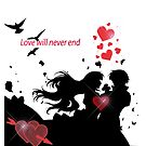 Love Will Never End by LJYOUNG