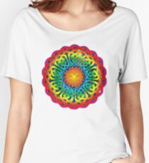 Sun Celtic Mandala Women's Relaxed Fit T-Shirt