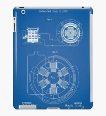 ELECTRICAL POWER TRANSMISSION  iPad Case/Skin