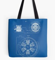 ELECTRICAL POWER TRANSMISSION  Tote Bag