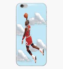 michaeljordan basketball iPhone Case