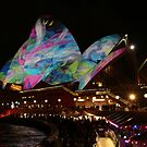 Sydney Winter Vivid 2015 by Michael Matthews
