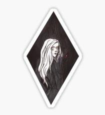 Manon and Abraxos  Sticker