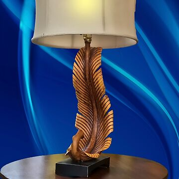 Unusual Lamp from a Dr's Office by imagetj