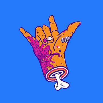 Rock hasta que tus manos se caigan! de Chuvardina