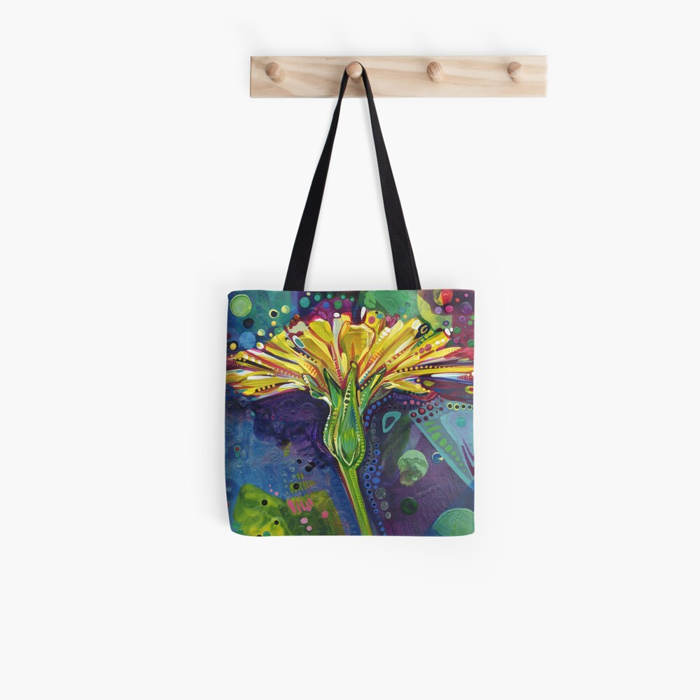 Dandelion painting - 2018 Tote Bag