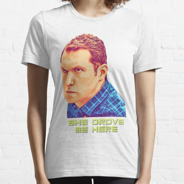 SHE DROVE ME HERE - Craig Middlebrooks Essential T-Shirt
