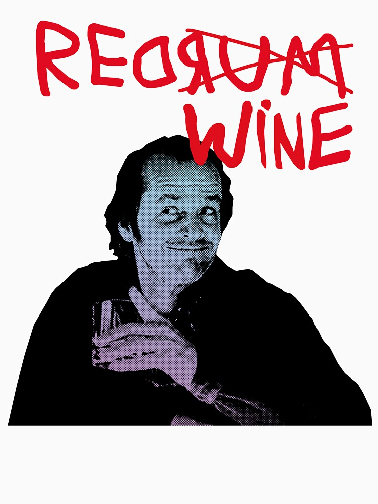 RED RUM RED WINE (JACK) by tierneyart