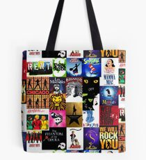 Musicals Collage III Tasche