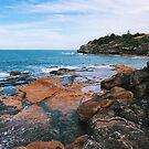 Bondi to Bronte Walk - Tamarama Beach by msangiemoon