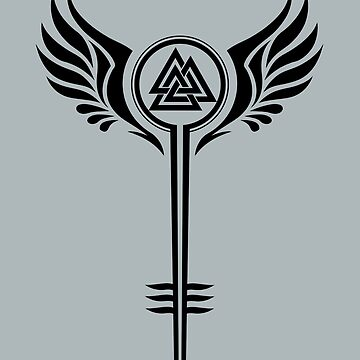 Valkyrie Symbol by nitty-gritty