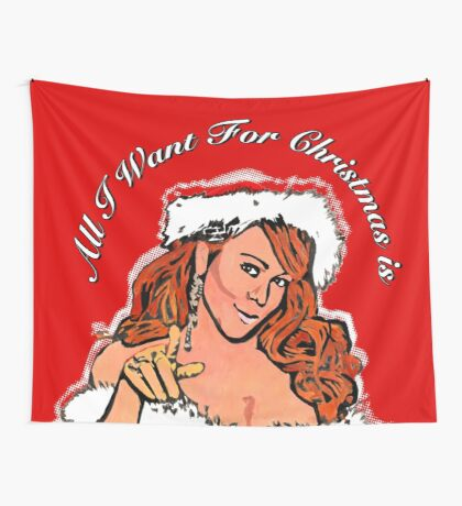 Christmas 2 Wall Tapestry