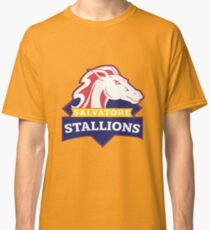 STALLIONS - LEGACIES -Salvatore Boarding School - TVD/Originals - Legacies Classic T-Shirt