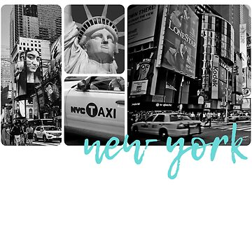 NEW YORK by VintageEmpire