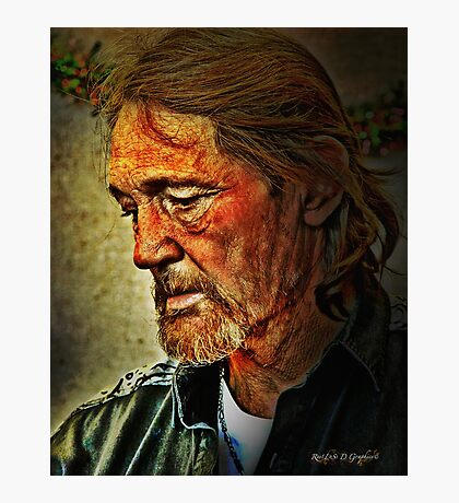 Man of Constant Sorrow Photographic Print