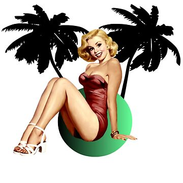 PINUP GIRL by VintageEmpire