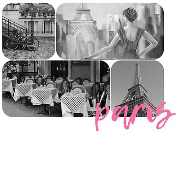 PARIS MOODBOARD by VintageEmpire