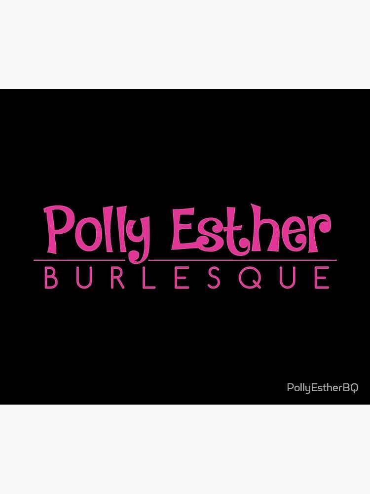 Pink Logo by PollyEstherBQ