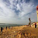 Beach View - St. Louis, Senegal by helenlloyd