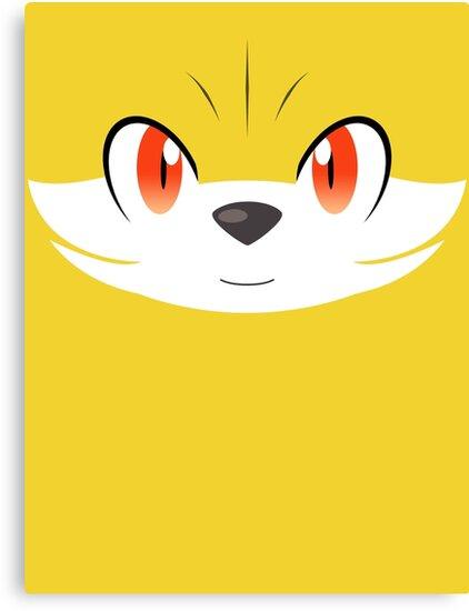 Pokemon - Fennekin / Fokko by zefiru