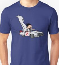 Who You Gonna Call GB? Unisex T-Shirt