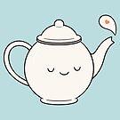 Time for tea by kimvervuurt