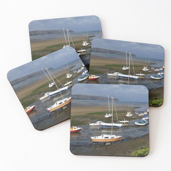Abersoch.. North Wales Coasters (Set of 4)