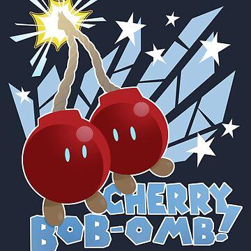 Cherry Bob-omb shatter! by powersdesign