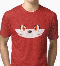 Pokemon - Fennekin / Fokko Tri-blend T-Shirt