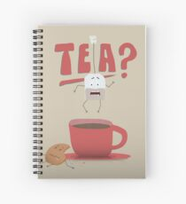 TEA? Spiral Notebook