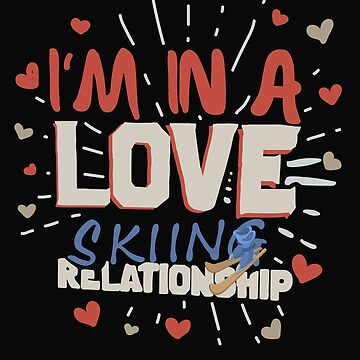 I'm in love skiing relationship by dtino