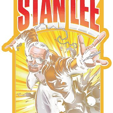 The Amazing Stan Lee by Adik