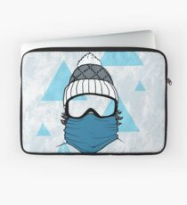 Snow homme  Laptop Sleeve