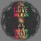 vinyl  reggae von Periartwork
