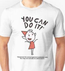 Alfur - For Encouragement Purposes Only Unisex T-Shirt