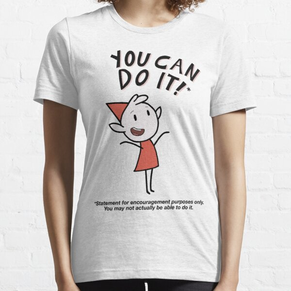 Alfur - For Encouragement Purposes Only Essential T-Shirt